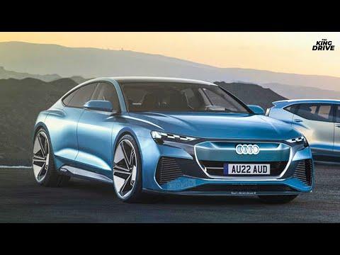 Audi A9 - да здравствует новый флагман компании// Lexus представил обновленный LS.