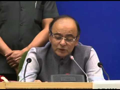 FM Arun Jaitley delivers 8th Annual Lecture of  National Commission of Minorities