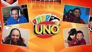 اونو :  مشاكل و عداوات 😑 !! ( مع فيرفول و عزيز و طرباخ ) | Uno