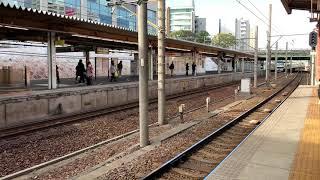【有楽町線・副都心線車両】東京メトロ17000系17001F 甲種輸送!金山通過シーン