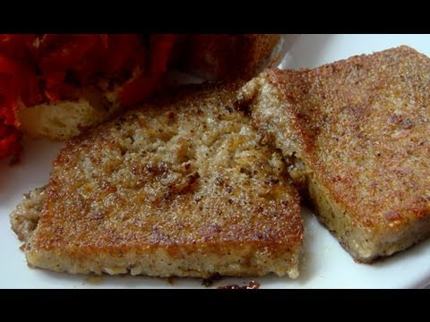 How To Make Scrapple! - YouTube