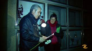 Noticia de Lugo: Roteiro nocturno Cemiterio San Froilán de Lugo