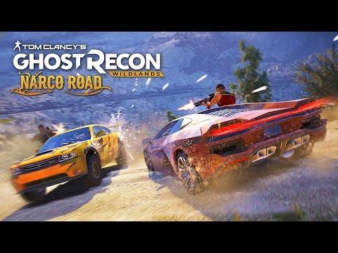 Ghost Recon Wildlands: Narco Road DLC - INFILTRATING A GANG!! (Ghost Recon Wildlands DLC)