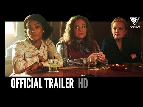 THE KITCHEN   Official Trailer 1   2019 [HD]