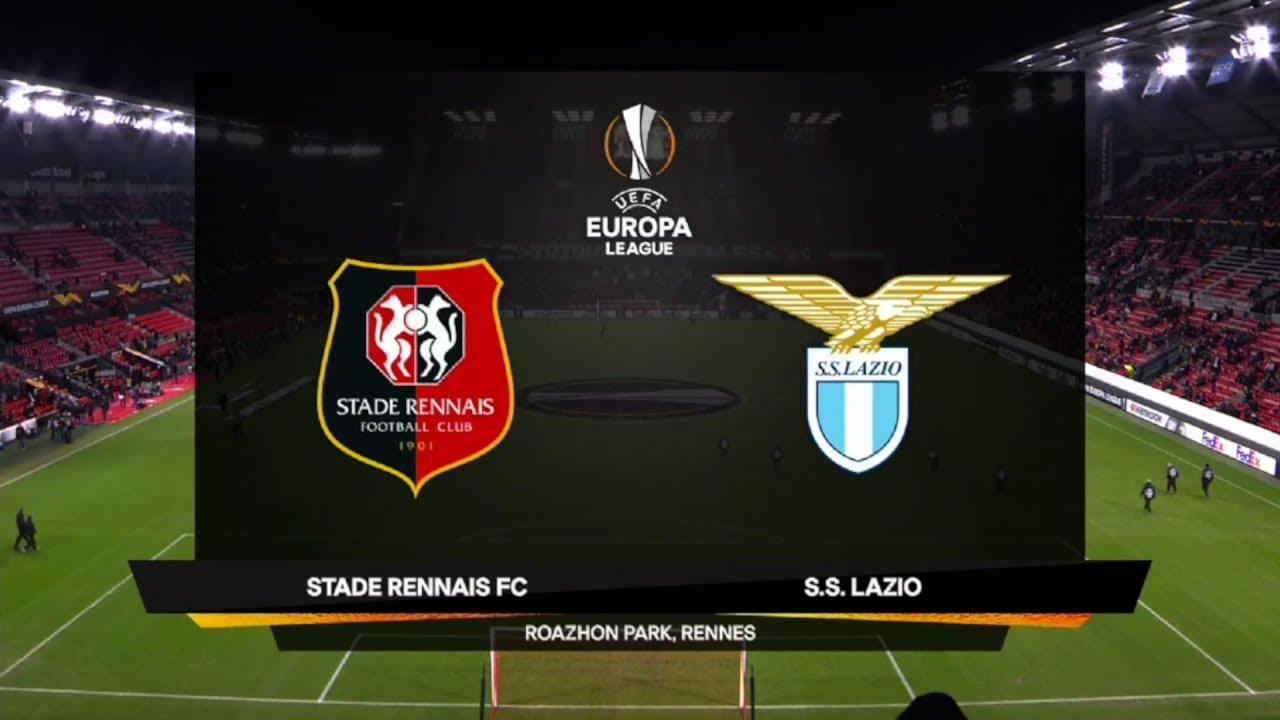Xem lại Rennes vs Lazio, Europa League – 13/12/2019