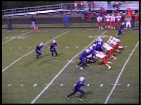 2009 Marion Kansas High School Football Highlights - 1 of 2