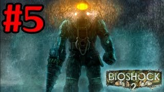 Bioshock 2 Big Brass Balls Walkthrough Part 5 Ryan Amusements Xbox360 1080p