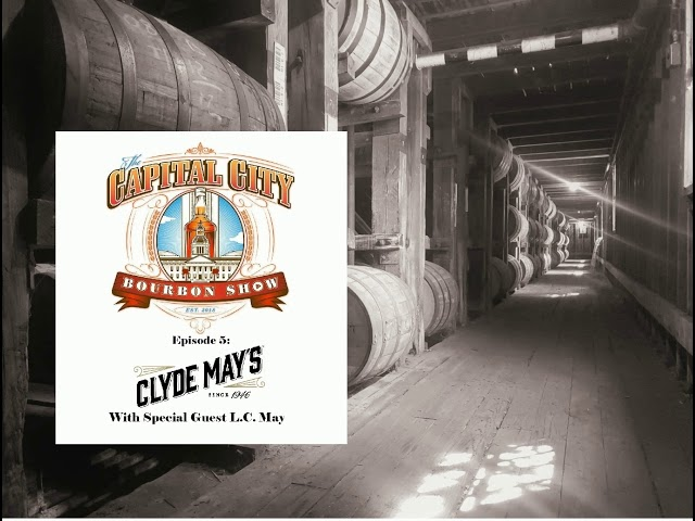 Episode 5 Clyde May's Whiskey