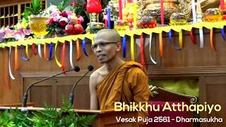 Video Bhikkhu Atthapiyo - Vesākha Pūjā 2561 / 11 May 2017 [Indonesia] download MP3, 3GP, MP4, WEBM, AVI, FLV November 2017
