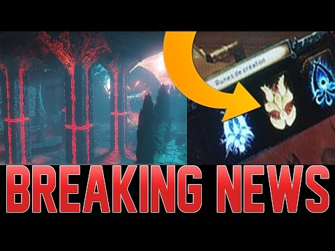 REVELATIONS BOSS FIGHT ARENA FOUND! NEW MAIN EE STEP DISCOVERED!? RUNES AND STAFFS RELATED!?