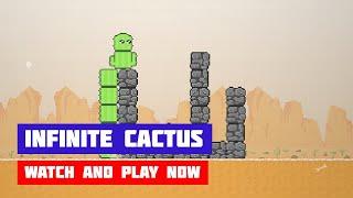 Infinite Cactus · Game · Gameplay