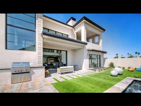 Attrayant Inspiring Two Storey Luxury Residence In Paradise Valley, Arizona (by  Cullum Homes Design)   YouTube