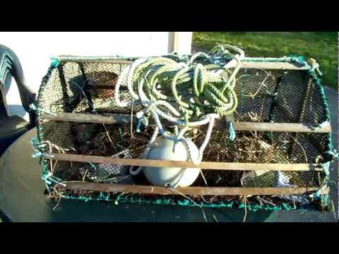 Fabriquer Un Casier À Homard casier de pêche artisanal - craft(home-made) drawer of peach(fishing