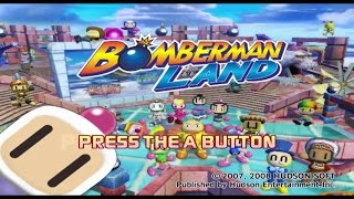 Bomberman Land Wii Gameplay
