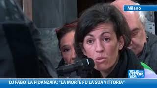 """Dj Fabo, la fidanzata: """"la morte fu la sua vittoria"""""""