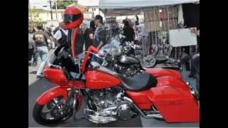 The Deacon Harleys