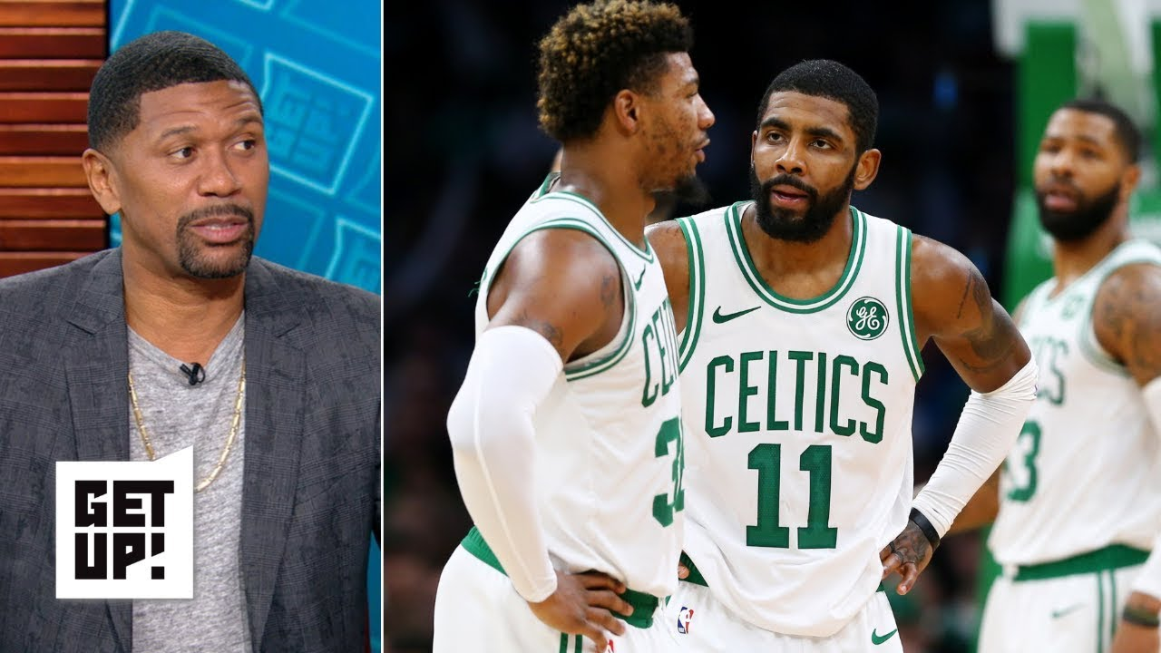 Kyrie Irving needs to make his Celtics' teammates better – Jalen Rose | Get Up!