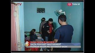 Razia Pasangan Mesum, PNS di Kendari Ketangkep Basah - BIP 28/04