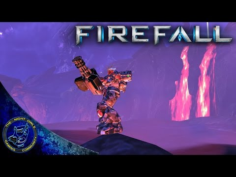 Firefall: Let's Go to the Amazon | Daily's w/Mammoth & Bastion
