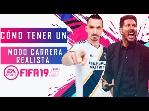 Cómo Tener Un Modo Carrera Realista En FIFA 19