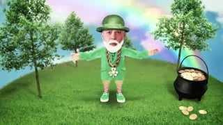 Lucky Lucky Leprechaun 2011 - The Colorado Lottery presents Lucky Liam, the linguistically lyrical Leprechaun.