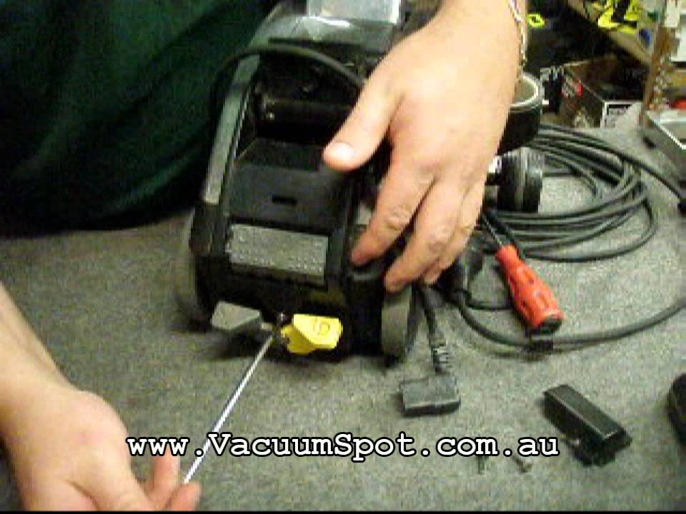 maxresdefault how to change a power lead on a kirby vacuum cleaner with clear Kirby Sentria Model G10D Bags at creativeand.co