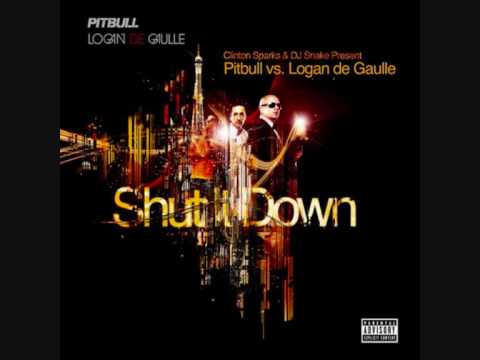 Pitbull Lyrics - Shut It Down (feat. Akon)