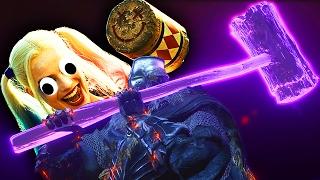 Dark Souls 3: Great Wooden Hammer PvP - It Doesn