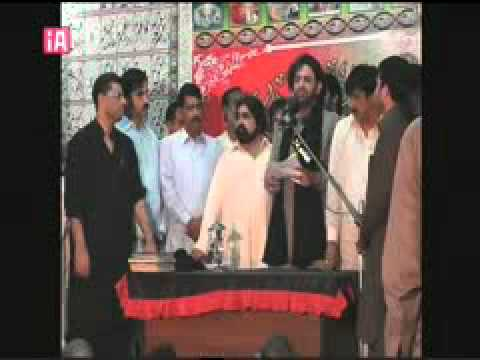 Allama Nasir Abbas Multan GREAT message with shia zakireen