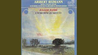 Schumann - 6 Gesange, Op. 107: No. 2. Die Fensterscheibe