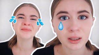 пОСТУПАЮ В ТЕАТРАЛЬНЫЙ! (учусь плакать за 30 секунд)