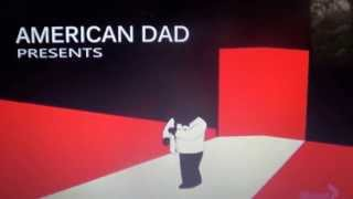 american dad james bond, black villain clip