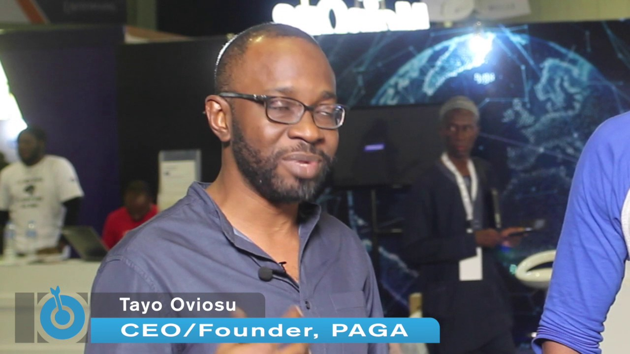 Tayo Oviosu, Founder/CEO of Paga shares 5 mantras every startu ...