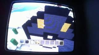 tuto minecraft n'3 : comment faire une sculpture minecraft hyperball