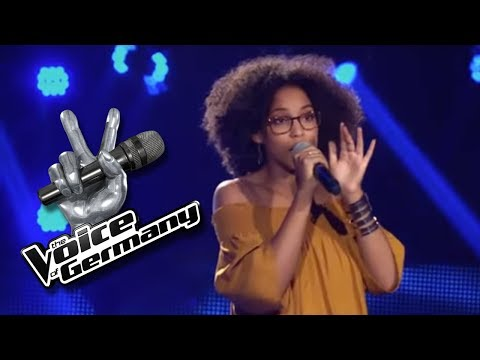 Erykah Badu - On & On | Christina Rodrigues | The Voice of Germany  2017 | Blind Audition