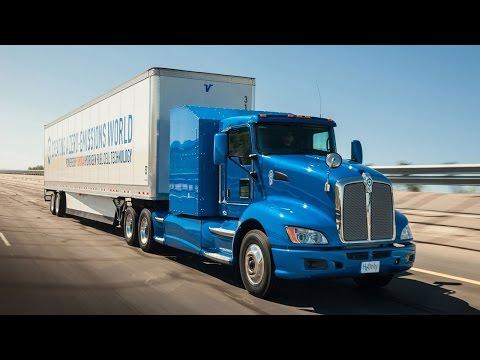 Toyota Truck Concept Zero Emission Hydrogen-Powered