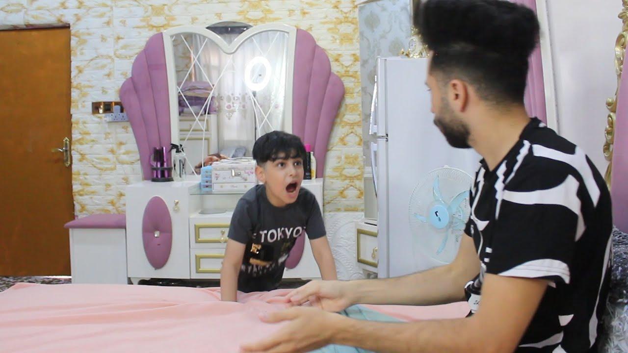 خباثه اخوي شباوي سوه كارثه بينه تحشيش2021 😂💔