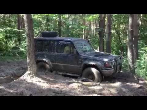 off road isuzu trooper 1990 2 6 petrol youtube. Black Bedroom Furniture Sets. Home Design Ideas