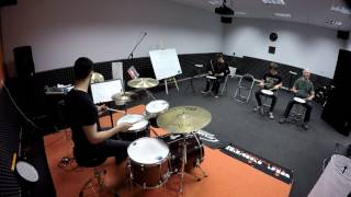 Sunday Workshops: JAZZ DRUMMING | PART 2 (FULL)
