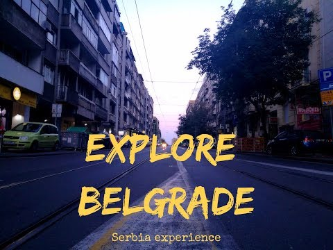 Walk with us (Experience Belgrade/Serbia - part 1)