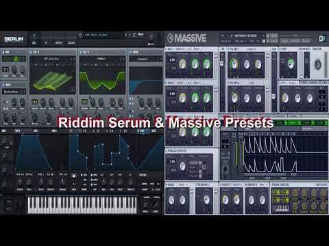 Riddim Serum ` Massive Presets | Free Riddim Presets (2018