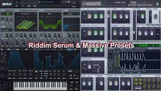 Riddim Serum ` Massive Presets   Free Riddim Presets (2018) by Eamon  Production - Free Vst's, Packs & FLP's