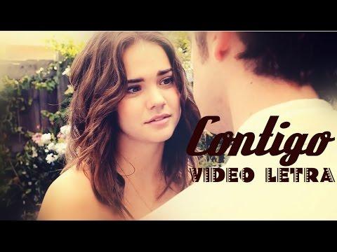Rio Roma - Contigo(Video Letra) 2017 Estreno