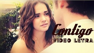Rio Roma - Contigo(Video Letra) 2016 Estreno