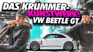 JP Performance - Das Krümmer-Kunstwerk! | VW Beetle GT