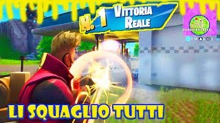 FORTNITE: Vittoria reale a squadra li squaglio with the THOMPSON Ps4 - MikSal619