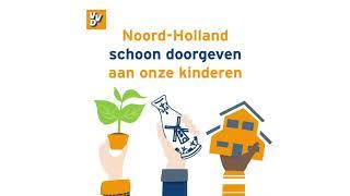 In Noord-Holland staan we naast elkaar en niet tegenover elkaar.