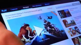 Android-приложение Play: фильмы