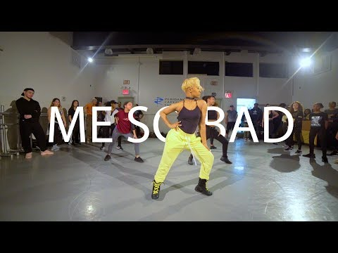 TINASHE - ME SO BAD CHOREOGRAPHY- ZULEKA DIAMOND