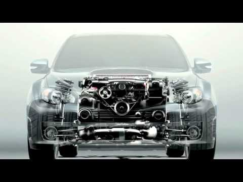 Learn About Subaru Boxer Engine Technology - YouTube